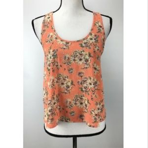 NEW Soprano Women's Top Size M Medium Sleeveless